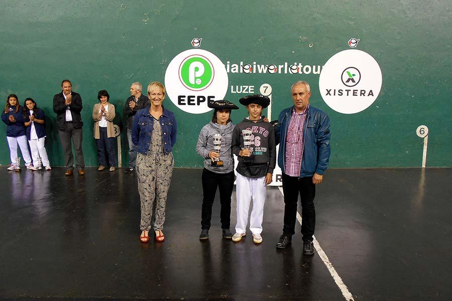 Euskal Astea 2016 (Durango) Zesta Punta jaialdia
